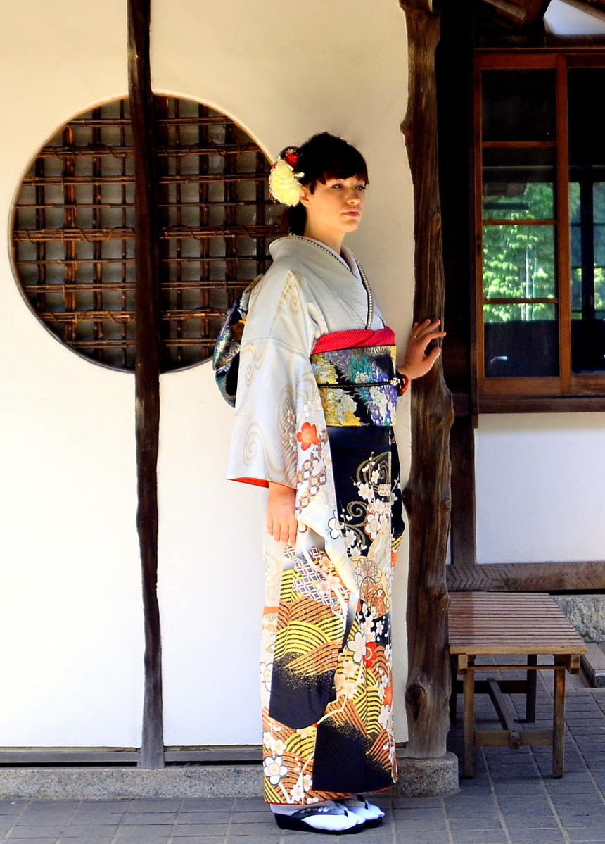 All about Furisode